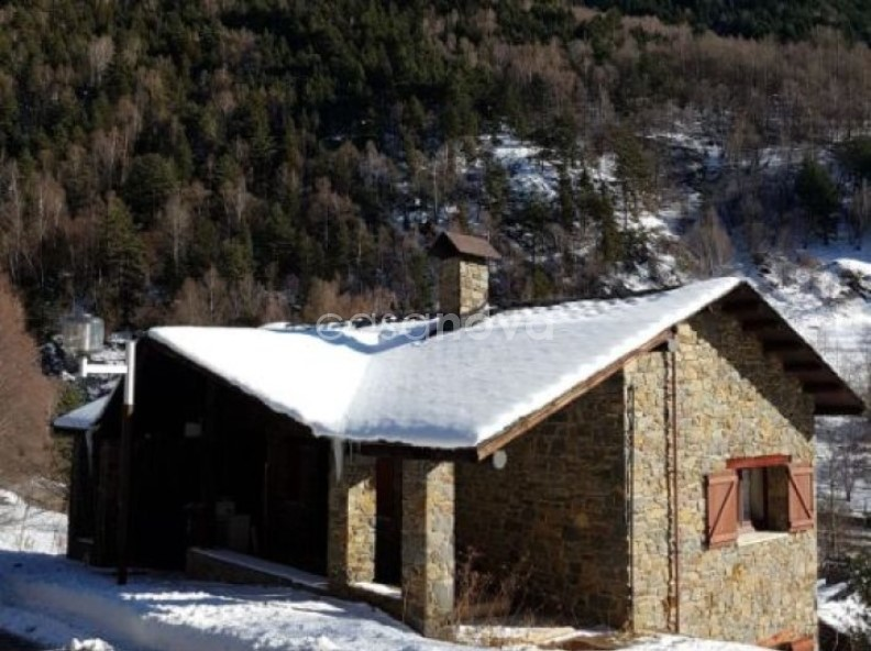 Maison de location a Ordino