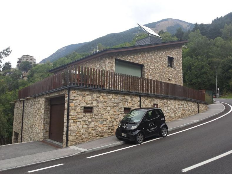 Chalet-Tower for sale in Els Cortals d'Encamp